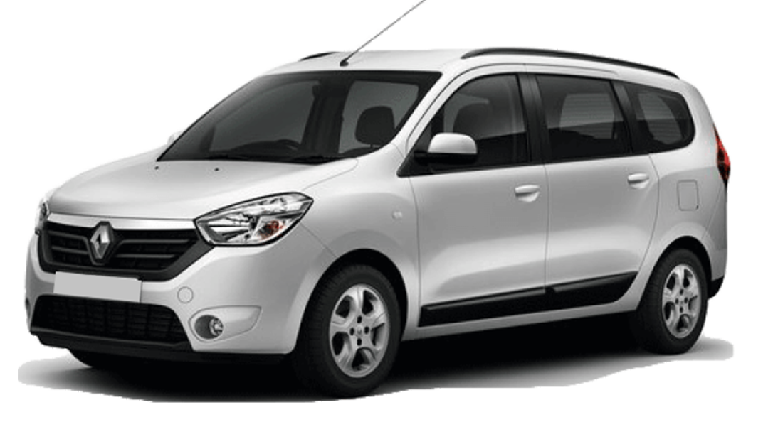 Rent Renault Lodgy