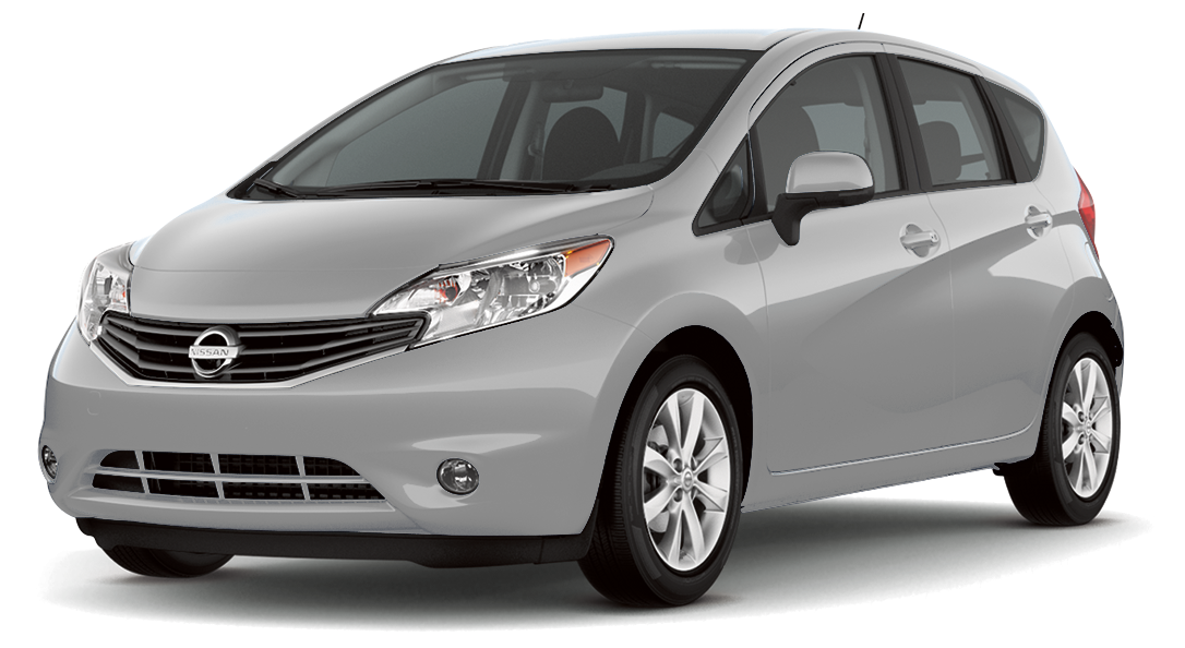 Rent Nissan Versa Note