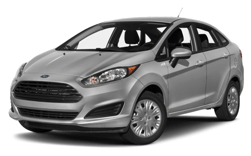 Rent Ford Fiesta